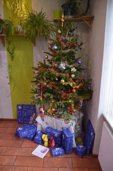 Noel : Le Père Noel est passé !!