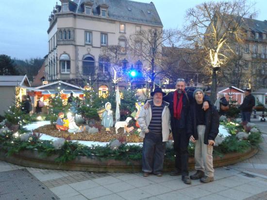 Lumieres et décoration de fin d'année