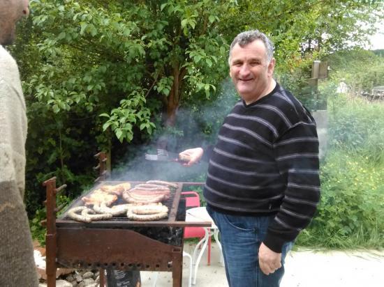 Chef Barbeuck :)